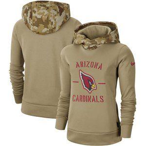 Women's Arizona Cardinals Pullover Hoodie